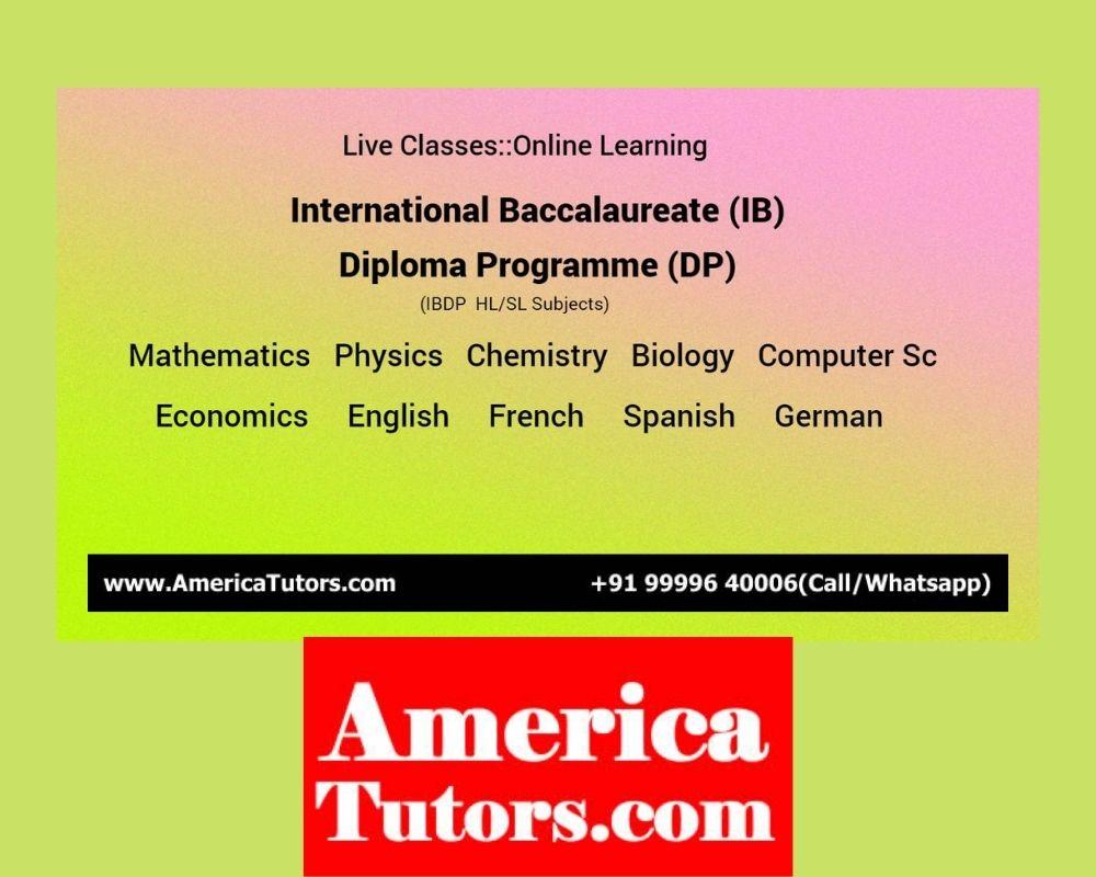 Coaching Online Classes AmericaTutors.com Tutor Tuition Teacher